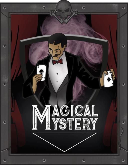 Das Exit Spiel Magical Mystery als Ausflugsziel